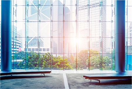 ניקיון בנייני משרדים
